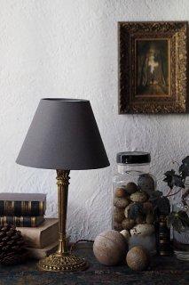 エレガンスの随意 卓上ランプ-antique bronze table lamp