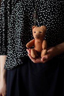 てとつとももた-vintage teddy bear