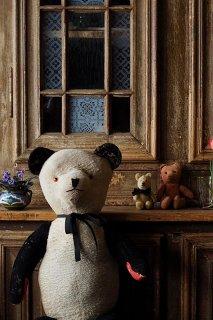 パンダのパンちゃん-vintage Teddy? Panda bear