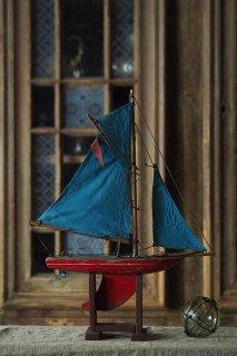 ヴィヴィッド太陽丸-antique yacht objet