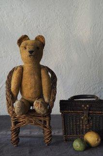 西欧クマ手足長-vintage teddy bear