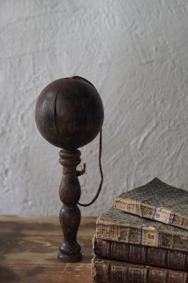 Kendama 非バランス-antique wood kendama