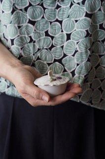 小さな蓋物合わせ-antique pottery case