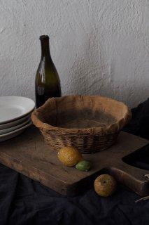 パンバスケット-antique bread basket