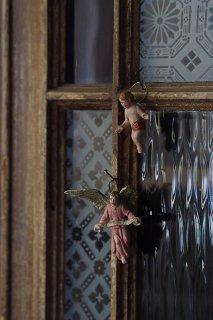 飛翔のクレーシュ-antique santons objet