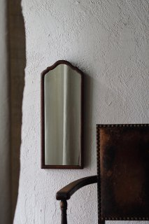 眺めの良いフェイスミラー-antique face mirror