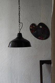 形、アイデンティティー、工業デザイン-industrial pendant lamp黒
