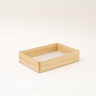 浅箱 長方形 (キリ)