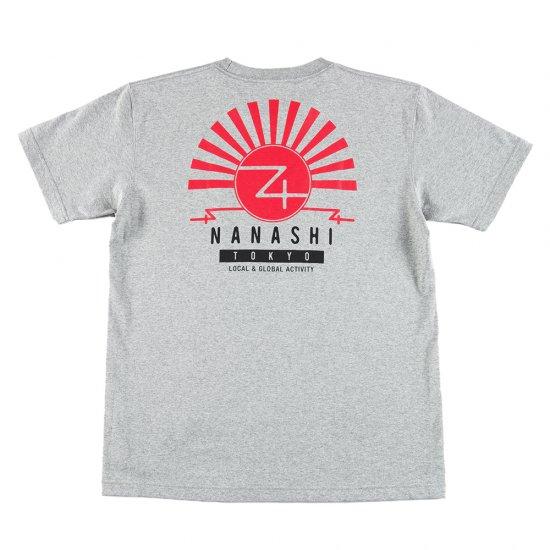 ナナシ Pocket T-shit GRAY