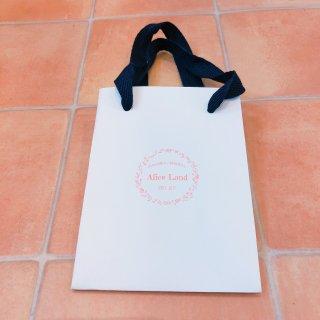 Alice Landオリジナルショップbag (Sサイズ)