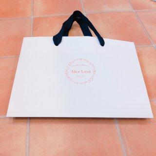 Alice Landオリジナルショップbag (Mサイズ)