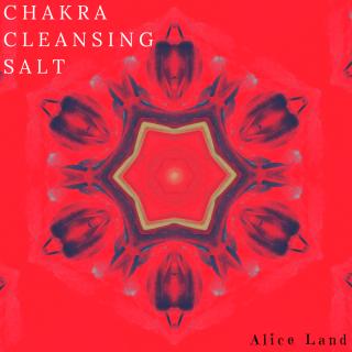 【雑貨】chakra cleansing salt〜red〜(240g)
