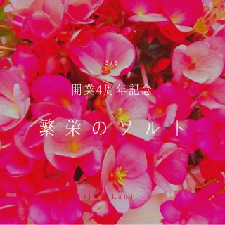 【雑貨】*開業4周年販売*繁栄のソルト(16g)