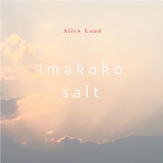 【雑貨】令和元年24時間限定販売 * imakoko salt  (222g)