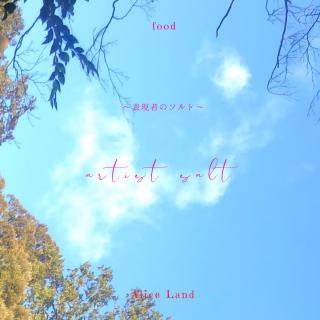 【食品】artist salt 〜表現者のソルト〜 (135g)