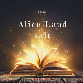 【雑貨】Alice Land salt