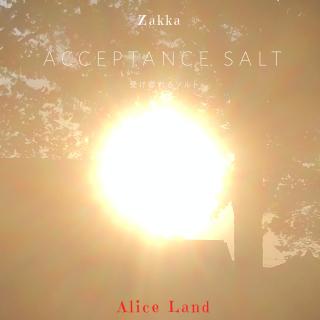 【雑貨】acceptance salt 〜受け容れるソルト〜(140g)