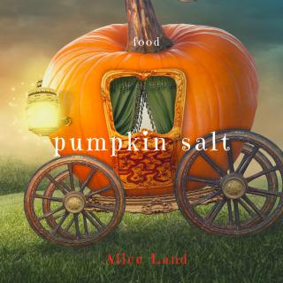 【食品】*24時間限定販売*pumpkin salt (145g)