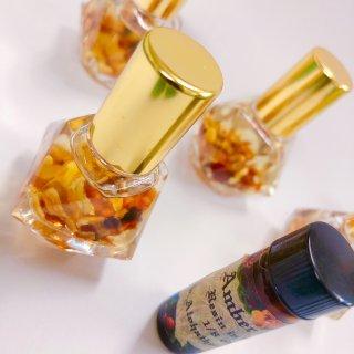 【雑貨】100% amber salt & oil 〜琥珀のソルト〜
