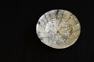 銀遷 菓子鉢
