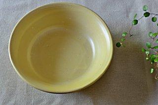 グラタン皿イエロー