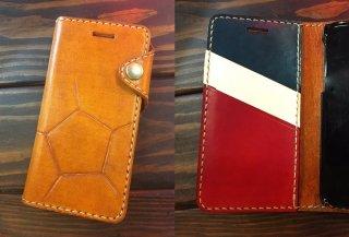 携帯カバー 手帳型