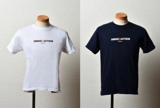 INNO13ATIONロゴTシャツ(半袖)コットン・ドライ