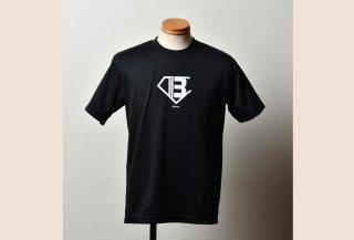 13ロゴTシャツ(半袖)コットン・ドライ
