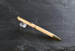 盆栽の里産 天然木松ボールペン(ストレート/ライズ)