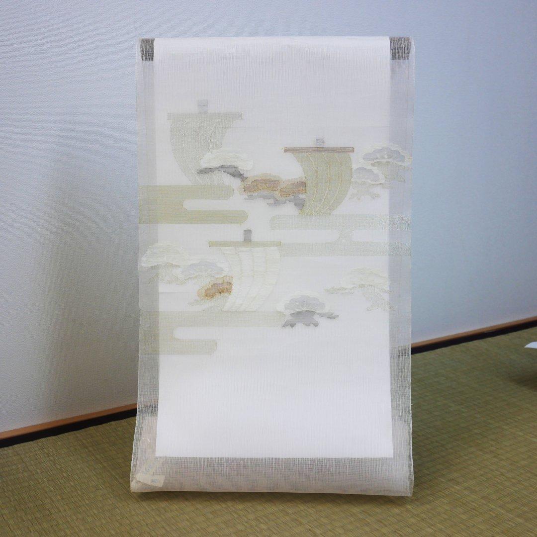 紗宝船-夏織帯