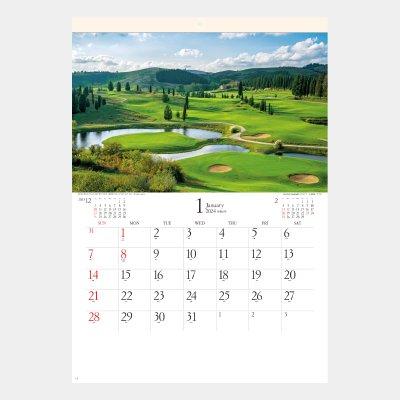 SG-463  世界のゴルフコース