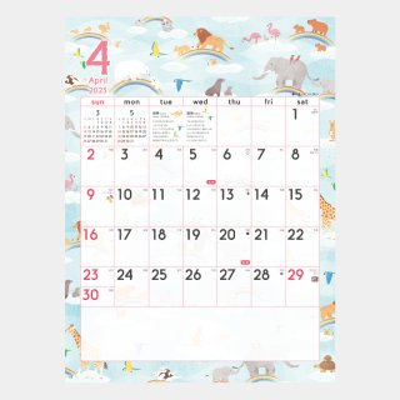NK-60  暦生活 季節のカレンダー