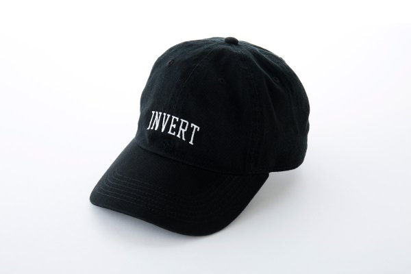 W-BASE x PNCK INVERT 6PANNEL CAP (BLACK)