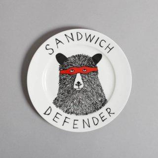 サイドプレート 'The Sandwich Defender' Jimbobart