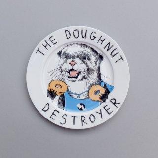サイドプレート 'Doughnut Destroyer' Jimbobart