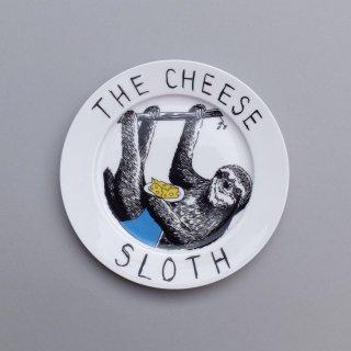 サイドプレート 'The Cheese Sloth' Jimbobart