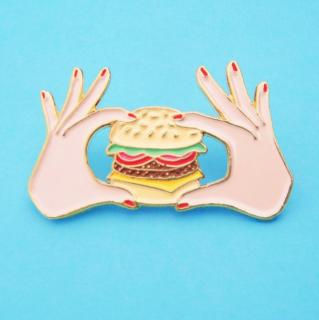 Burger Pin バーガーピン