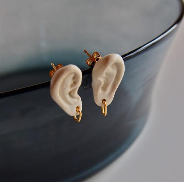 耳飾りの耳 ピアス  -MO'STO-