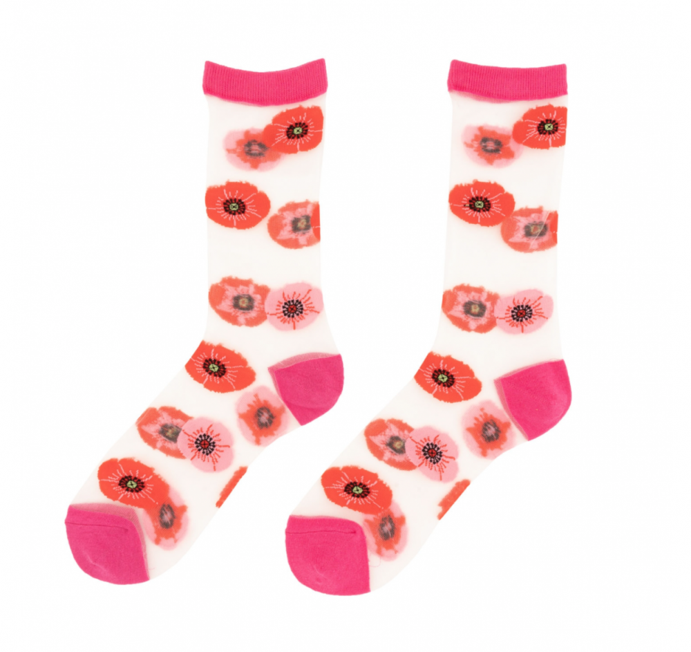 <img class='new_mark_img1' src='https://img.shop-pro.jp/img/new/icons11.gif' style='border:none;display:inline;margin:0px;padding:0px;width:auto;' />ポピー SHEER SOCKS
