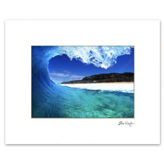 Zak Noyle<br>アートプリント<br>Perfect Curl