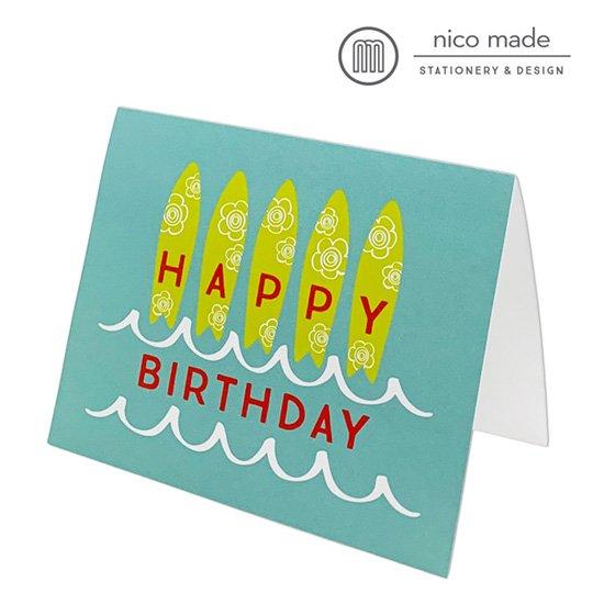 nico made<br>Greeting Card<br>