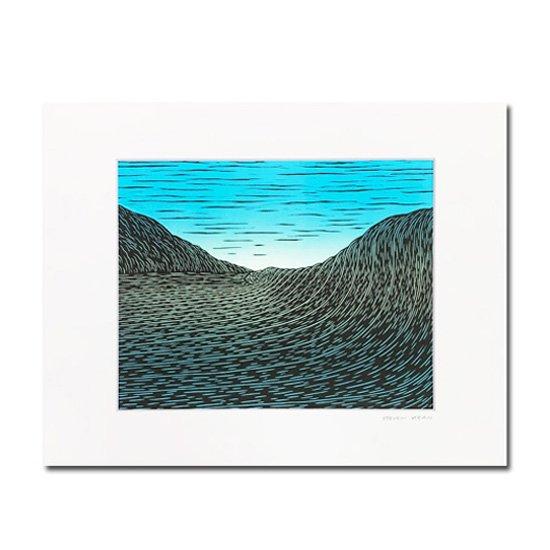 KEAN ARTS<br>アートプリント 11x14inch<br>