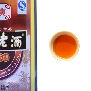 即墨老酒清爽型5年(ジーモウラオジョウ)【北方派 青島】お米のふくよかさと柔らかな燻製香