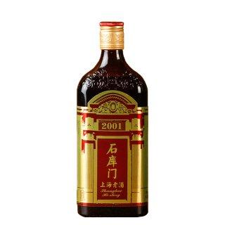 石庫門5年(シークーメン)500ml【江南派 上海】上海在住者に愛される大衆老酒