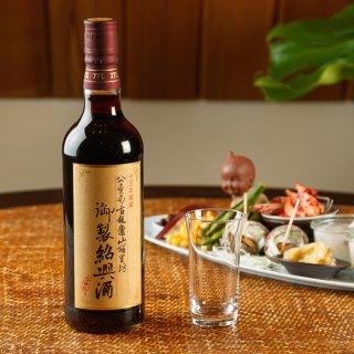 台湾 古越御製紹興酒15年【台湾】越時代本来の紹興酒を再現した蒋介石の国宴専用酒