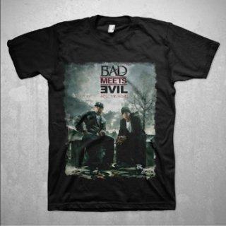 BAD MEETS EVIL Burnt, Tシャツ