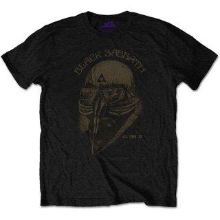 BLACK SABBATH US Tour 1978 (Avengers), Tシャツ