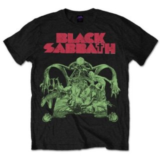 BLACK SABBATH Sabbath Cut-out, Tシャツ