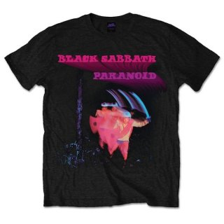 BLACK SABBATH Paranoid Motion Trails 2, Tシャツ