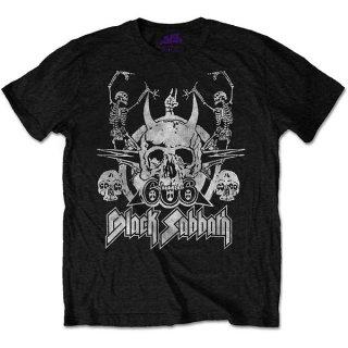 BLACK SABBATH Dancing, Tシャツ